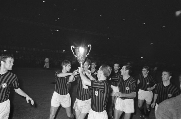 Sieger Europapokal der Pokalsieger 1968