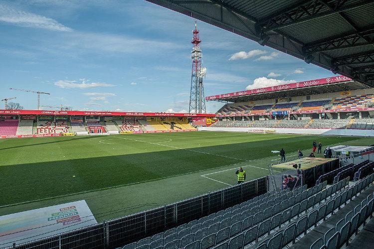 Generali Arena, Stadion von Austria Wien