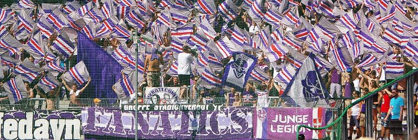 Austria Wien Supporters