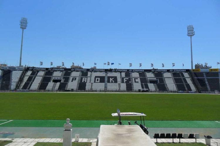 Toumba Stadion POAK Saloniki