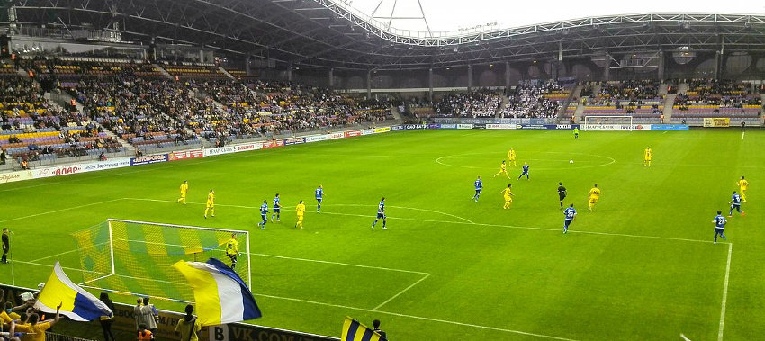 BATE Borisov Arena Panorama