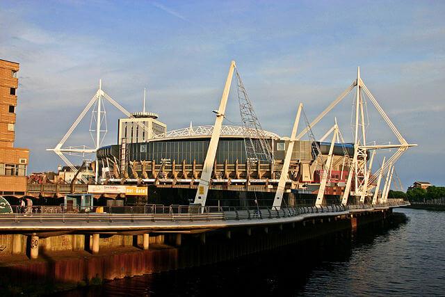 CL Finale 2017 Cardiff Millennium Stadium