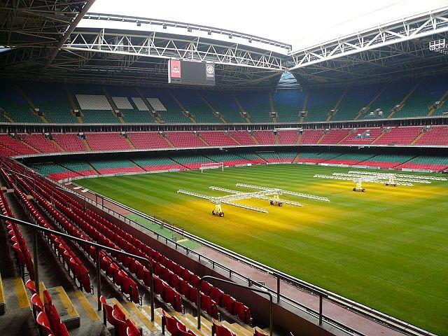 Champions League Finale 2017 Millennium Stadium Cardiff