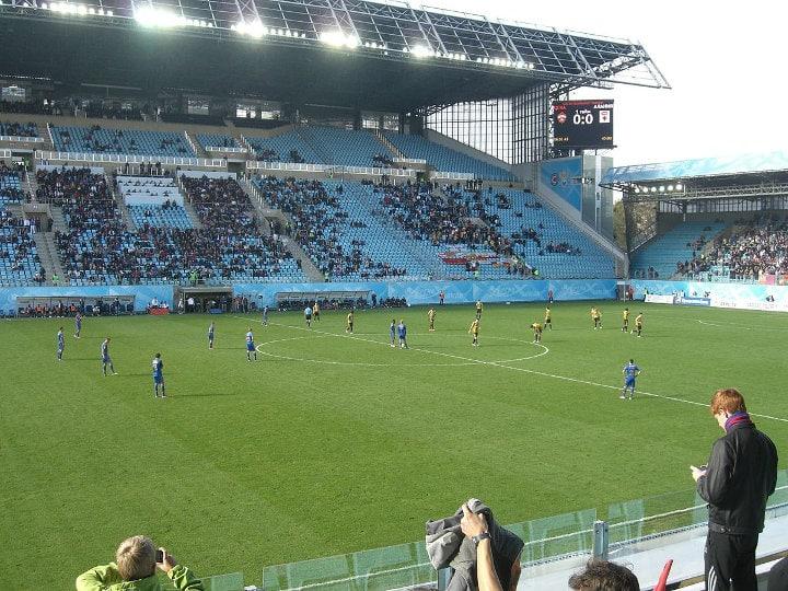 Chimki Arena, Stadion ZSKA Moskau