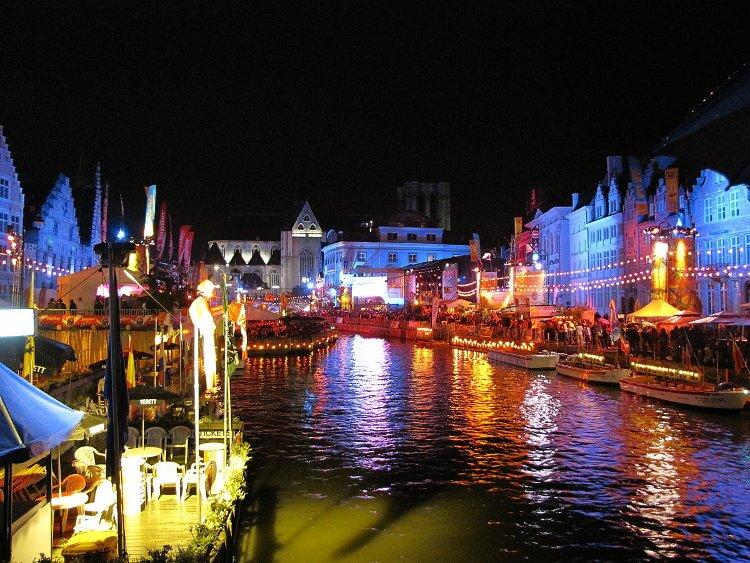Gentse_Feesten_nacht KAA Gent