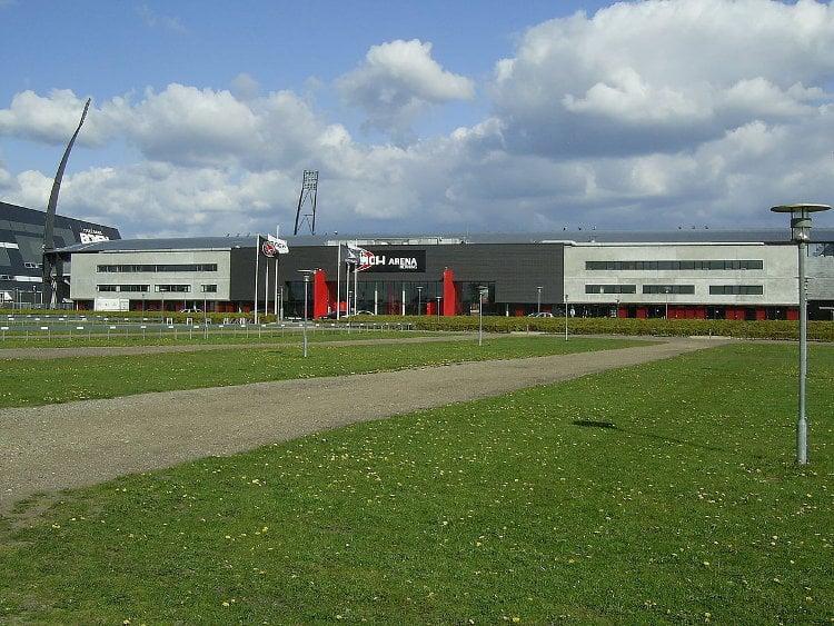 MCH Arena Außen FC Midtjylland