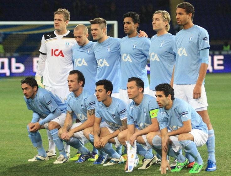 Malmö FF Team_2015