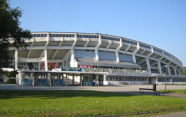 Malmö FF Stadion außen