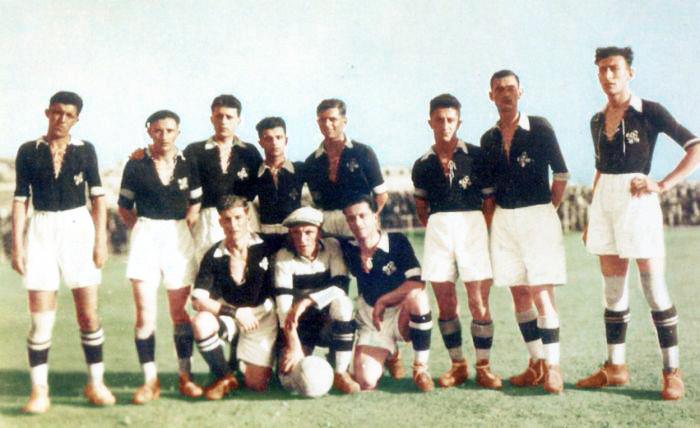 PAOK Saloniki Mannschaft 1926