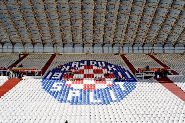 Poljud_Stadion Hajduk Split