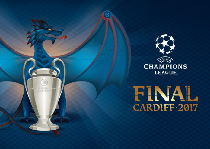 uefa champions league finale 2017 in cardiff. Black Bedroom Furniture Sets. Home Design Ideas