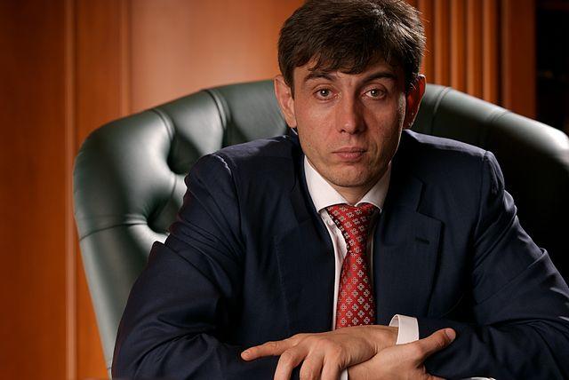 Gründer Galitsky FK Krasnodar