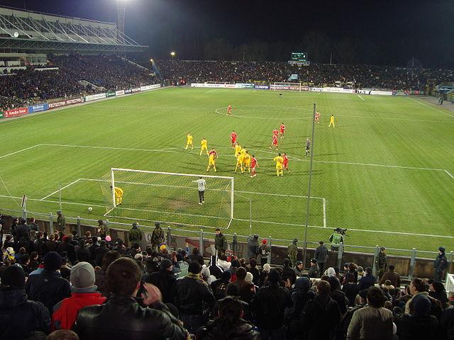 Rostov-Lokomotiv_2009 FK Rostow