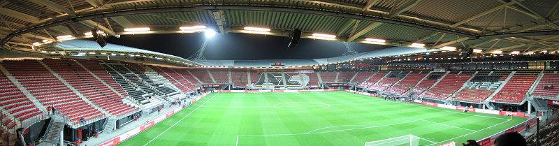 AFAS Stadion AZ Alkmaar Panorama