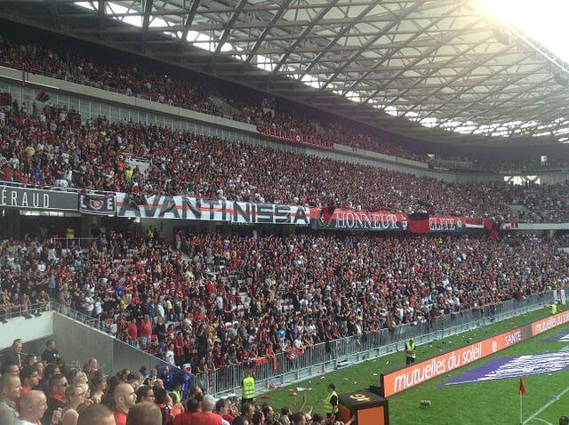 Allianz Riviera Nizza, Stadion von OGC Nizza