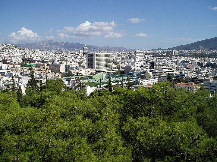 Apostolos-Nikolaidis-Stadion, Stadion Panathinaikos Athen