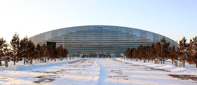 Astana Arena Panorama FK Astana