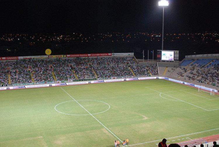 GSP Stadion APOEL Nikosia