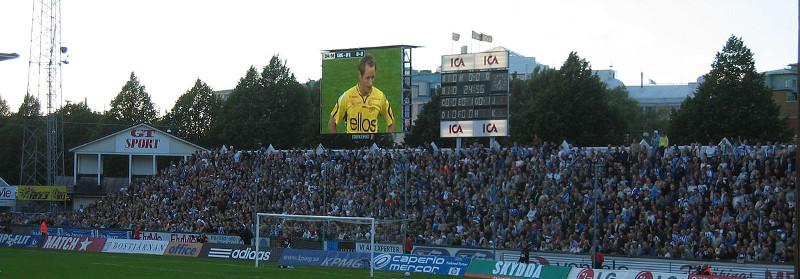Gamla Ullevi Pano IFK Göteborg