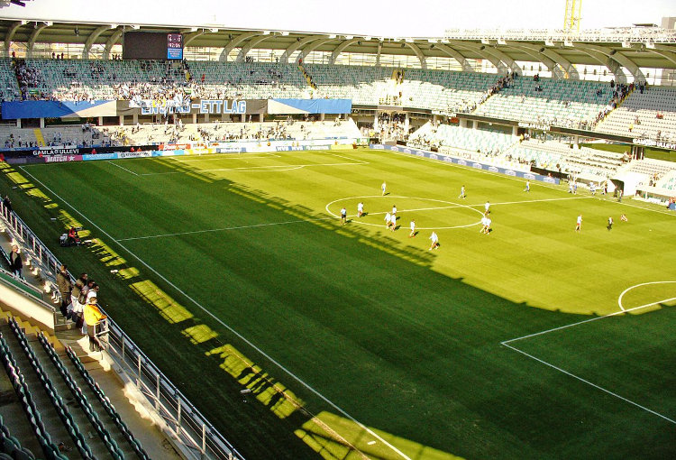 Gamla Ullevi Spiel IFK Göteborg