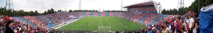 Ghencea_Stadion_Steaue_Bukarest_Panorama