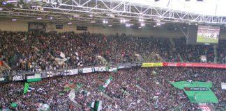 Gladbach Fans Borussia Park