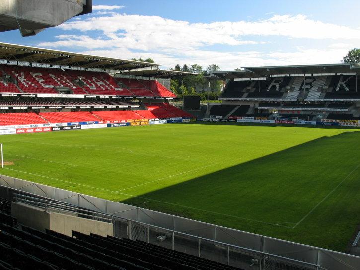 Lerkendal Stadion Trondheim, Rosenborg Trondheim