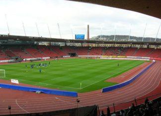 Letzigrund FC Zürich innen