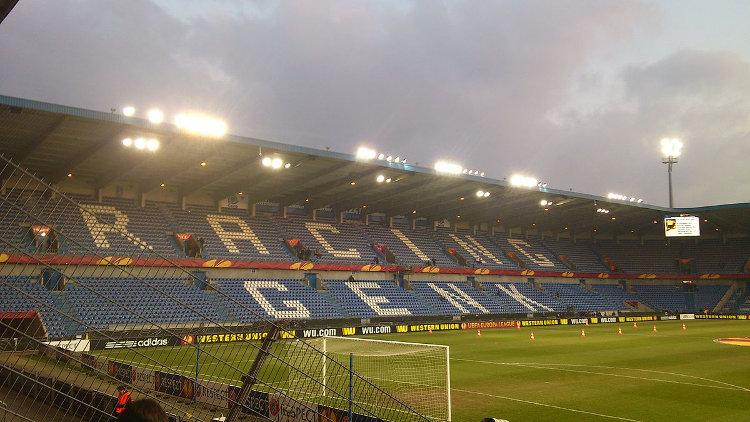 Luminus Arena KRC Genk innen1