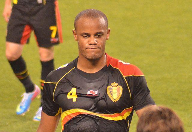 Vincent Kompany RSC Anderlecht
