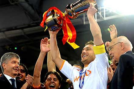 Francesco Totti AS Rom