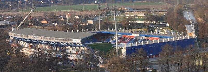 Doosan Arena Pano Viktoria Pilsen