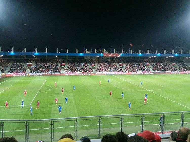 Viktoria Pilsen Stadion