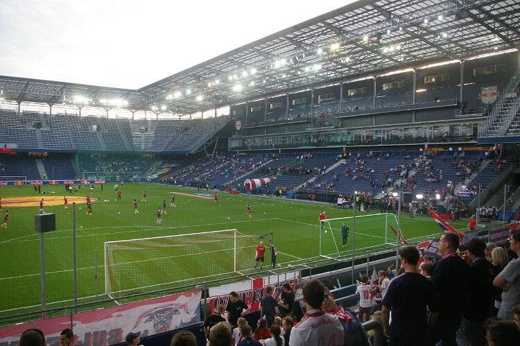 Red Bull Arena, Stadion Red Bull Salzburg