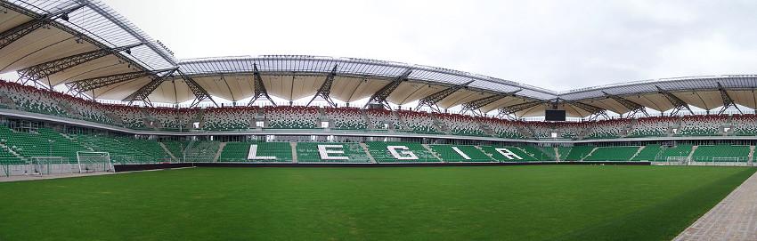 Legia Warschau Panorama