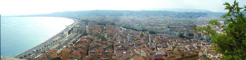 Nizza panorama OGC Nizza