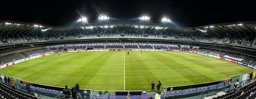 Stade Constant Vanden Stock RSC Anderlecht
