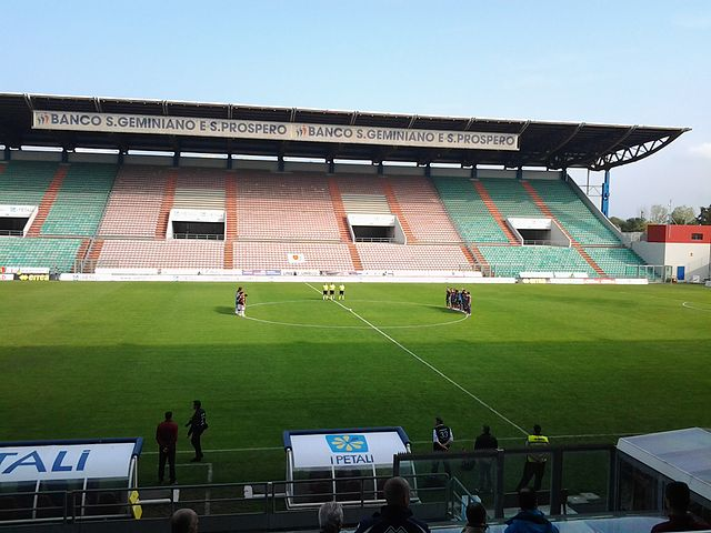 US Sassuolo Stadion MAPEI Stadium Città del Tricolore