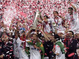 Sieger Europa League UEFA Cup