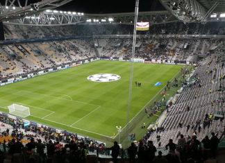 Juventus Stadium Stadion von Juventus Turin