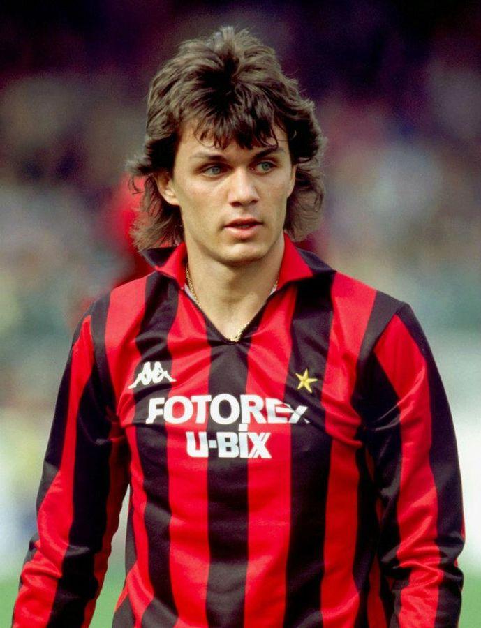 Paolo Maldini, AC Mailand, Saison 1986-87