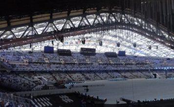 Fischt-Stadion WM-Stadion Sotschi