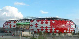Spartak-Stadion Moskau