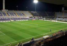 Stadio Artemio Franchi Florenz Gladbach