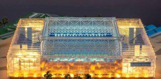 WM-Stadion Kaliningrad-Stadion