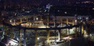 WM-Stadion Jekaterinburg-Arena