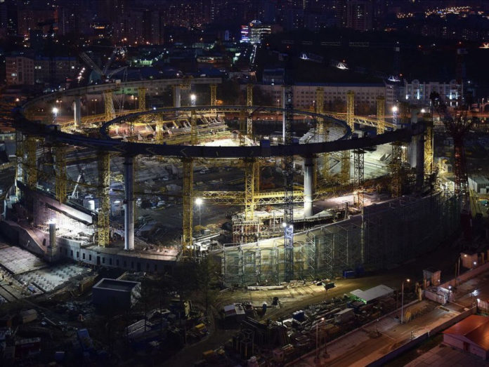 WM-Stadion Jekaterinburg Arena