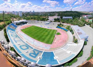 Zentralstadion Wolgograd