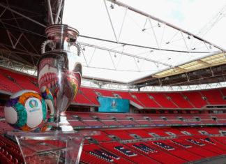 EM 2020 Wembley Stadiion