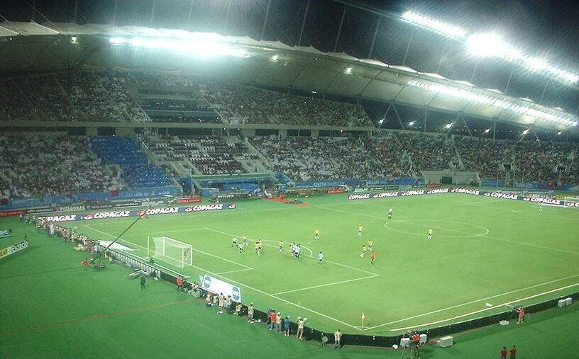 Khalifa International Stadium Katar